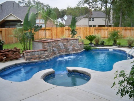 before designing a home pool